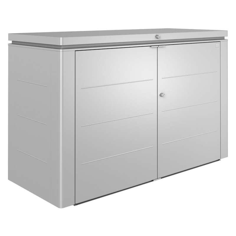 Biohort Gartenbox HighBoard 200 200x84x127 cm in 3 Farbvarianten Auflagenbox Gartenunterstand