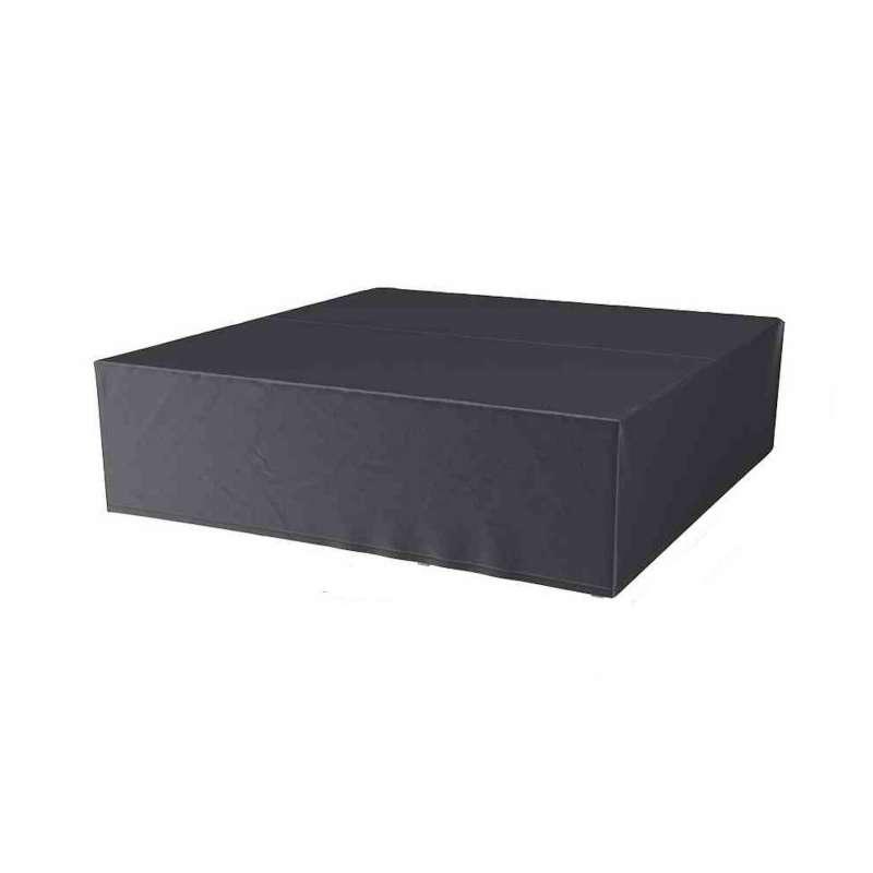 AeroCover Schutzhülle für rechteckige Lounge-Sets 210x200xH70 cm Schutzhaube Sitzgruppe