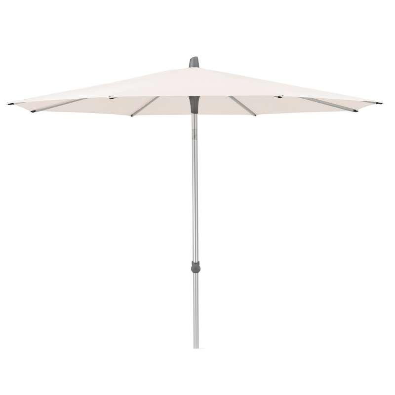 GLATZ Sonnenschirm ALU-SMART rund ø 200 cm Stoffklasse 4 Vanilla 453