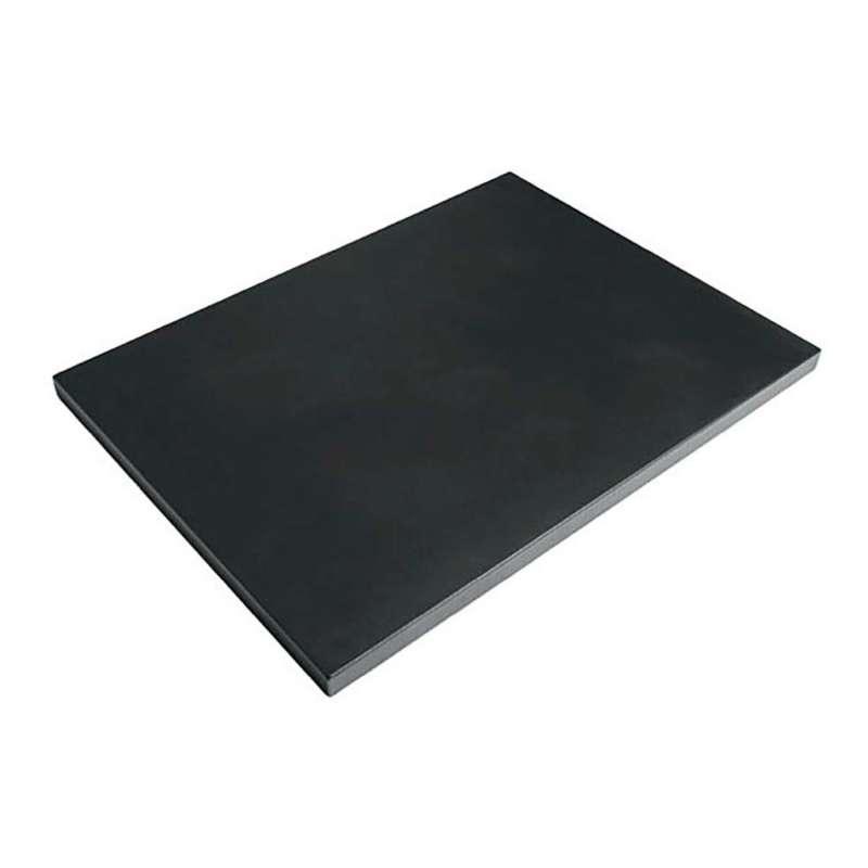 Happy Cocooning Mania Deckel schwarz für rechteckige Feuertische klein Schutzabdeckung 58,5x58,5x10