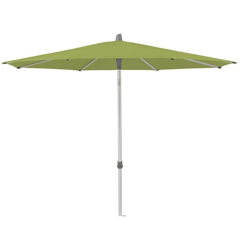 GLATZ Sonnenschirm ALU-SMART rund ø 220 cm Stoffklasse 4 Sugar-Grass 411