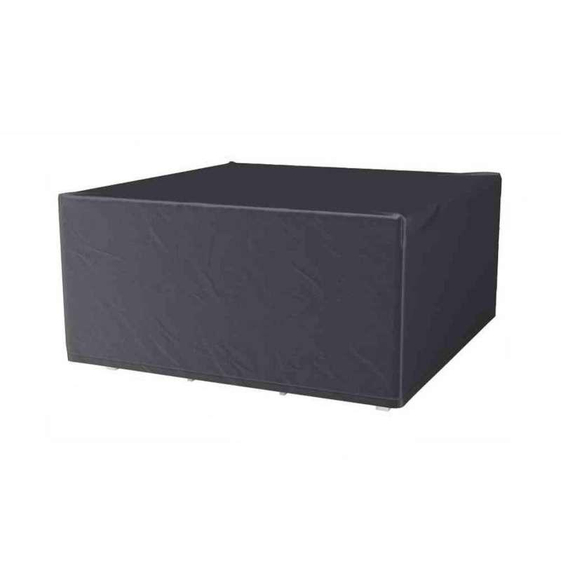 AeroCover Schutzhülle für Sitzgruppen 160x150x85 cm Schutzhaube Gartentisch Tischhülle