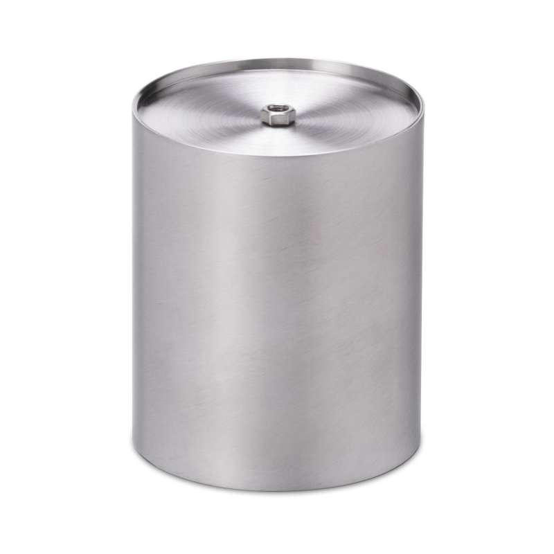 höfats Erhöhung für Tischfeuer SPIN 120 silber Edelstahl 11 cm