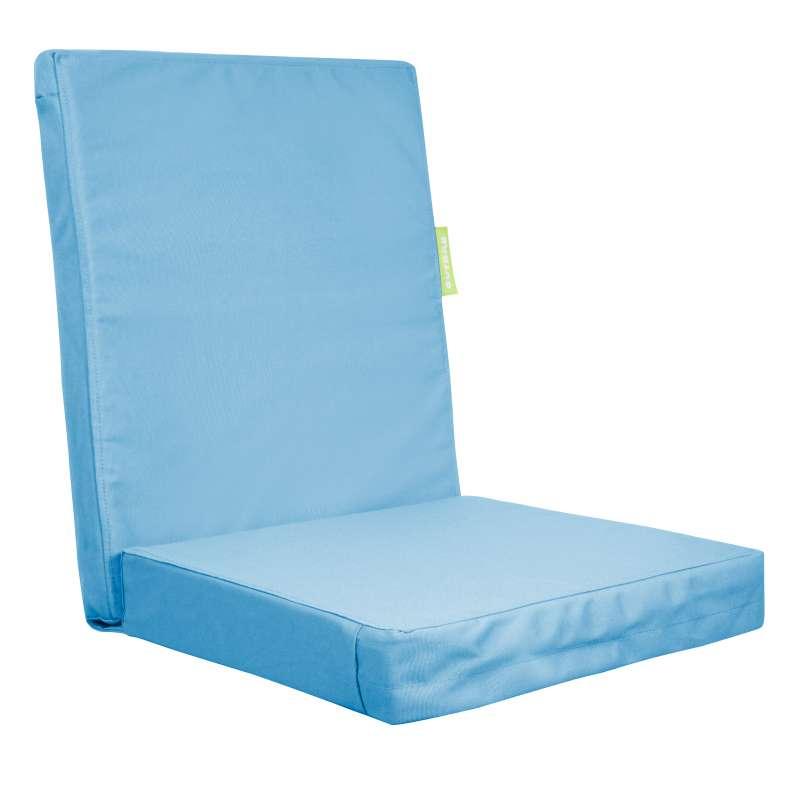 Outbag highrise Plus Stuhlauflage Sitzkissen Gartenauflage für Hochlehner wetterfest 50 x 45 x 60 cm