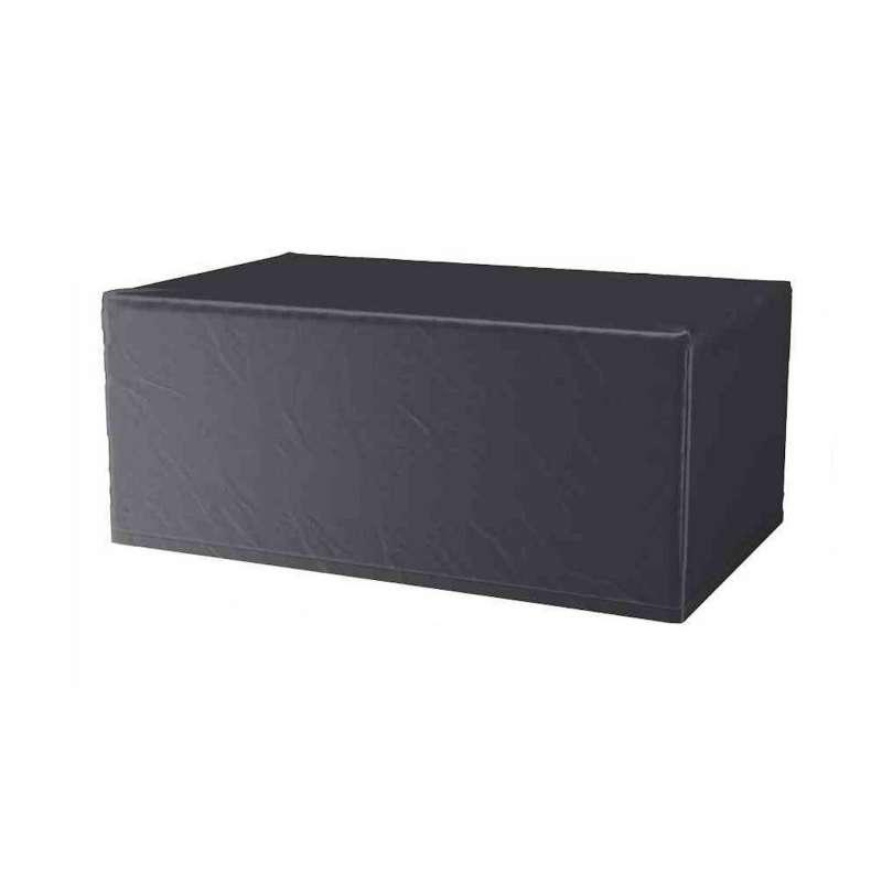 AeroCover Schutzhülle für Tische 160x100x70 cm Schutzhaube Gartentische Tischhülle