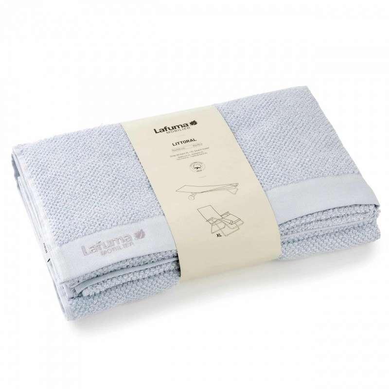 Lafuma Badetuch Handtuch 200 x 75 cm Embrun 100 % Baumwolle Auflage LFM2973.9300
