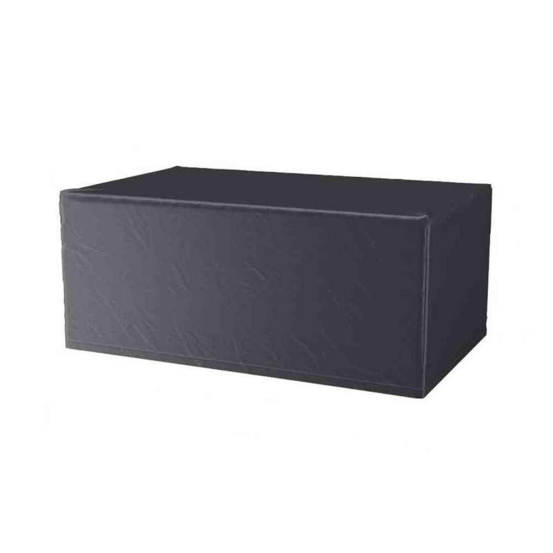 AeroCover Schutzhülle für Tische 240x110x70 cm Schutzhaube Gartentische Tischhülle