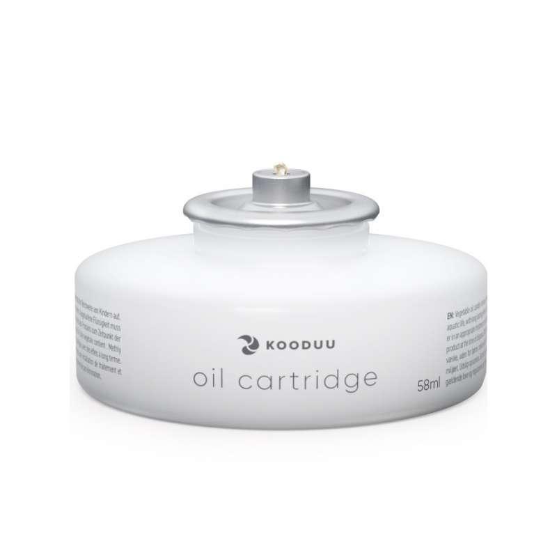 KOODUU Ölpatrone 6er Set für Nordic Light Pro Öllampe 6 Stück