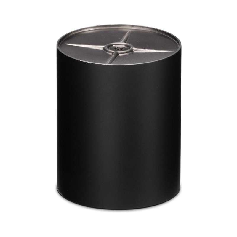höfats Erhöhung für Tischfeuer SPIN 90 schwarz Edelstahl 8,5 cm