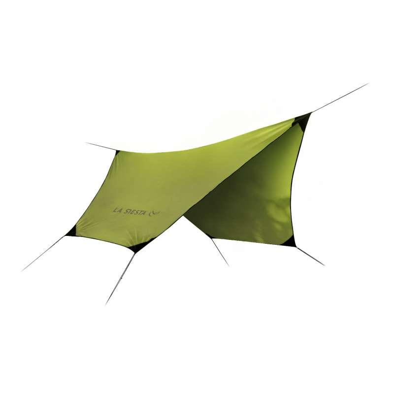 La Siesta ClassicFly Regenschutz Sonnenschutz für Hängematten forest grün 400x150 cm
