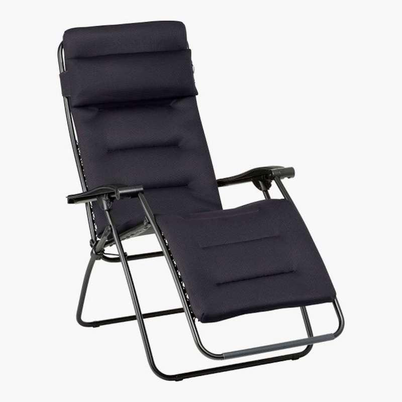 Lafuma RSX CLIP Air Comfort® Relaxliege Acier Sonnenliege LFM2038.6135