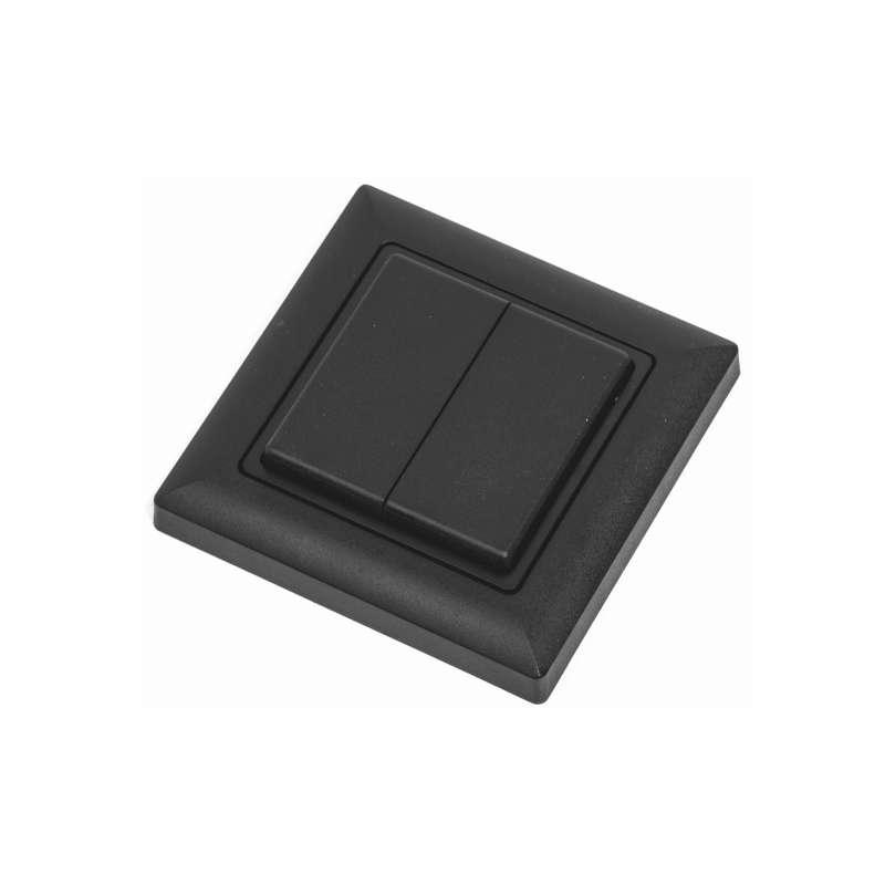 ExtremeLine Funkwandsender schwarz Bluetooth Funksender für Heizstrahler mit BLE Steuerungssystem