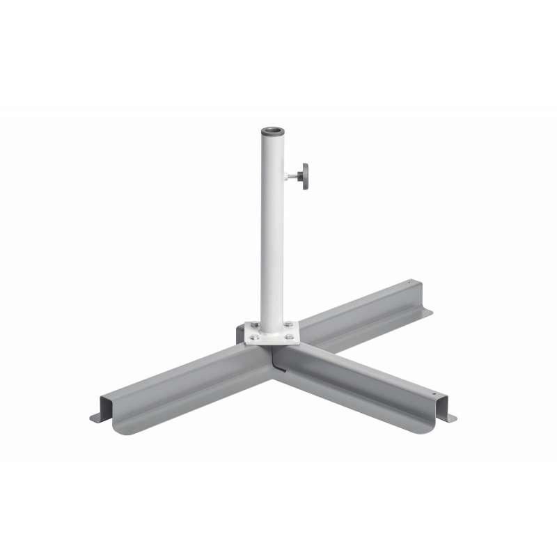 GLATZ SUNCOMFORT® Plattenständer inkl. Standrohr Unterstock ø 25 / 32 mm