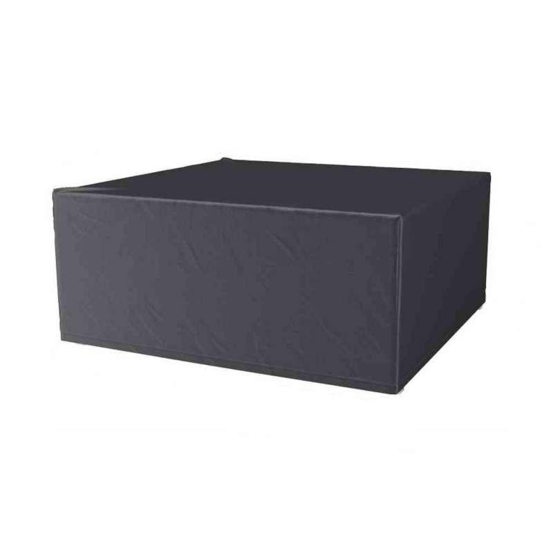 AeroCover Schutzhülle für Sitzgruppen 200x190x85 cm Schutzhaube Gartentisch Tischhülle