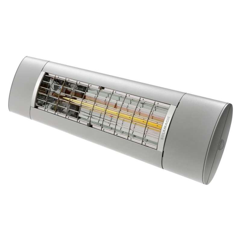 Solamagic Premium Infrarotstrahler S2 2500 W Heizstrahler Wand/Decke mit Dimmung Bluetooth-Steuerung